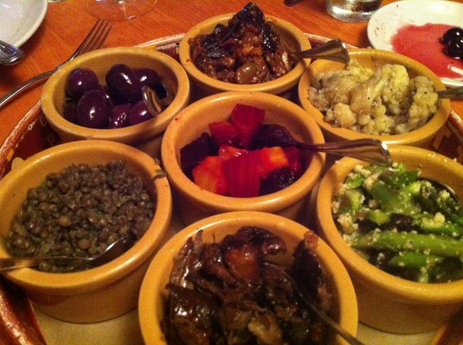 enoteca food